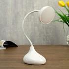 Лампа настольная 23764/1 LED 4Вт USB АКБ белый 10х8х32 см