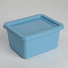 Ящик для хранения Helsinki, 2 л, цвет туманно-голубой