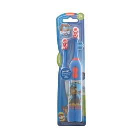 Электрическая зубная щётка Paw Patrol, вибрационная, 2хААА (в комплекте) Ош