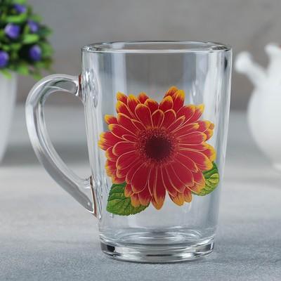 Кружка «Коллекция цветов», 300 мл, рисунок МИКС - Фото 1