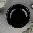 Сахарница Rosa nero, 350 мл, 10×6,5 см - Фото 2