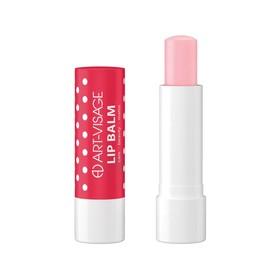 Бальзам для губ Art-Visage, в блистере, тон bubble gum