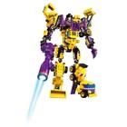 Конструктор Робот «Трансформер-стройка», деталей 77-107, МИКС - Фото 8