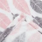 Плед ТМ Belezza Соната 180х200см микрофибра 190гр/м пэ100% - Фото 3