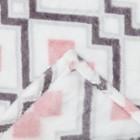 Плед ТМ Belezza Сигма 180х200см микрофибра 190гр/м пэ100% - Фото 3