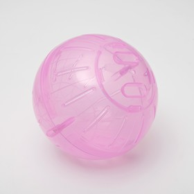 Прогулочный шар для мелких животных, размер S, 11,5 см, микс цветов Ош