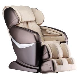 Массажное кресло GESS-825 Desire, 11 программ, сканирование тела, таймер, бежево-коричневое