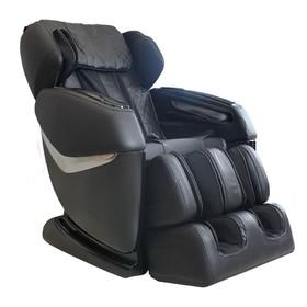 Массажное кресло GESS-825 Desire, 11 программ, сканирование тела, таймер, чёрное