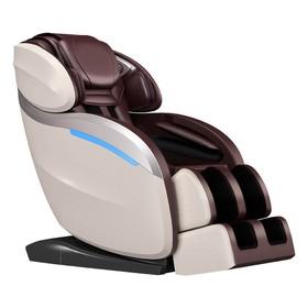 Массажное кресло GESS-830 Futuro, 11 программ, сканирование тела, колонки, коричневое