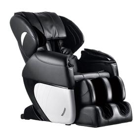 Массажное кресло GESS-820 Optimus, 11 программ, сканирование тела, 14 роликов, чёрное