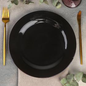 Тарелка Rosa nero, d=25,5 см