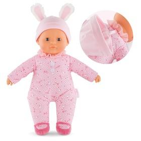 Кукла Corolle «Розовый зайчик», с ароматом ванили, 28 см
