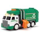 Машинка мусоровоз, 15 см, световые и звуковые эффекты