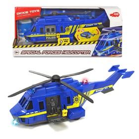 Полицейский вертолет, 26 см, световые и звуковые эффекты