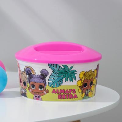 Шкатулка игрушечная LOL Surprise, круглая - Фото 1