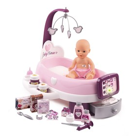 Набор по уходу с куклой и планшетом, 22 аксессуара, световые и звуковые эффекты