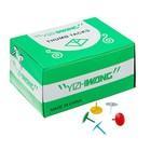 Кнопки 12 мм, цветные, в картонной коробке, 50 шт.