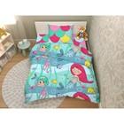 Детское постельное бельё 1,5 «Морская сказка», 145х215, 150х214, 70х70 см - Фото 1