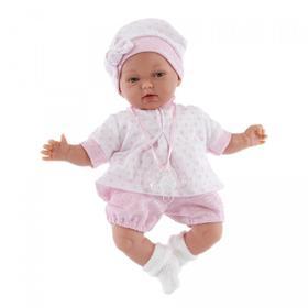 Кукла «Айна» в розовом, озвученная (детский лепет), 29 см