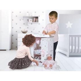 Гардеробный шкаф для куклы, 54 см