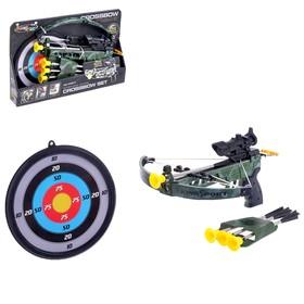 Арбалет «Спорт» со стрелами с присосками Ош