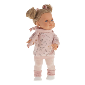 Кукла «Констанция» с шарфиком, 38 см