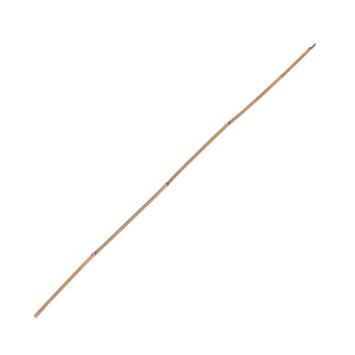 Колышек для подвязки растений, h 90 см, ножка d 0,6-0,8 см, бамбук, Greengo