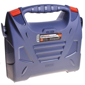 """Кейс для электроинструментов 16"""", цвет серо-свинцовый"""