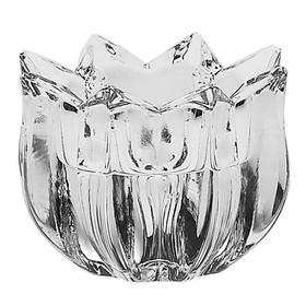 Подсвечник для плавающей свечи «Тюльпан», 7,5 см