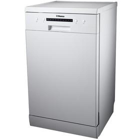 Посудомоечная машина HANSA ZWM416WH, класс А++, 9 комплектов, 6 программ, белая Ош