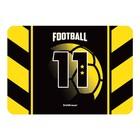 Накладка на стол пластиковая А4, ErichKrause® Football Time, 297 х 210 мм, 550 мкм