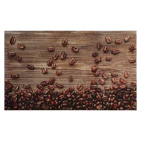 Кухонный фартук 'Кофейные зерна', 1000x600x0,5 Ош