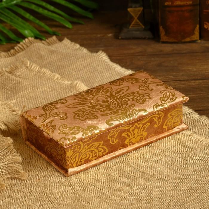 Шкатулка для украшений Набира 21х12х5,5 см