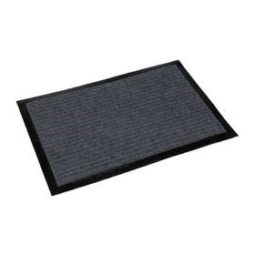 Коврик придверный «Классик» 40х60 см, цвет серый Ош