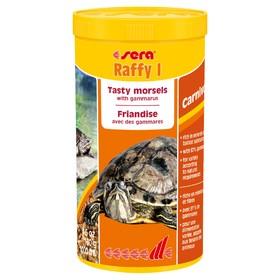 Корм Sera Raffy I для рептилий, 1 л, 130 г