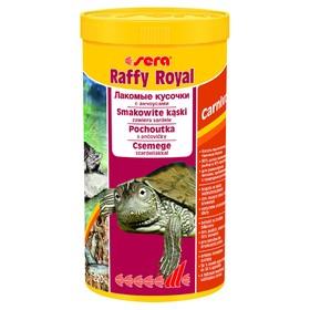 Корм Sera Raffy Royal для рептилий, 1 л, 220 г