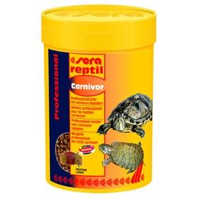 Корм Sera Reptil Professional Carnivor для рептилий, 100 мл, 30 г