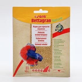 Корм Sera Bettagran для петушков, в гранулах, 10 г, пакетик