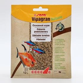 Корм Sera Vipagran для рыб, основной, в гранулах, 12 г, пакетик