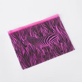 Косметичка для купальника Zebra style Ош