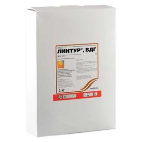 Гербицид 'Линтур', ВДГ, для защиты посевов зерновых культур от сорняков, 1 кг Ош