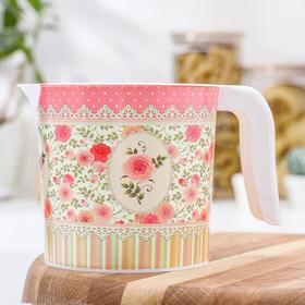 Ковш «Чайная роза», 1 л