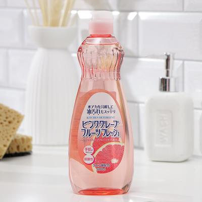 "Жидкость для мытья посуды Rocket Soap Fresh ""Грейпфрут"", 600 мл"