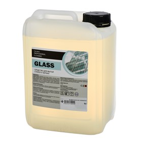 Средство для мытья стёкол и зеркал IPC Glass 5 л