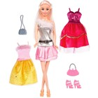 Кукла «Ася, яркий в моде», блондинка, 28 см - Фото 2