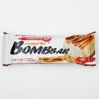 Протеиновый батончик BOMBBAR, солёная карамель, 60 г - Фото 1