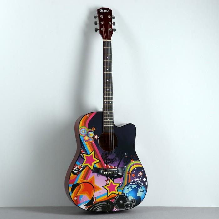 Акустическая гитара Belucci BC4040 1571