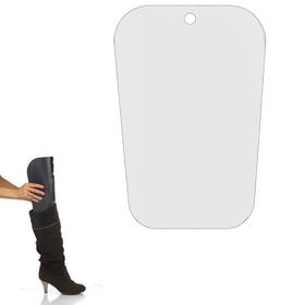 Формодержатель для обуви 50*30, цвет матовый прозрачный Ош