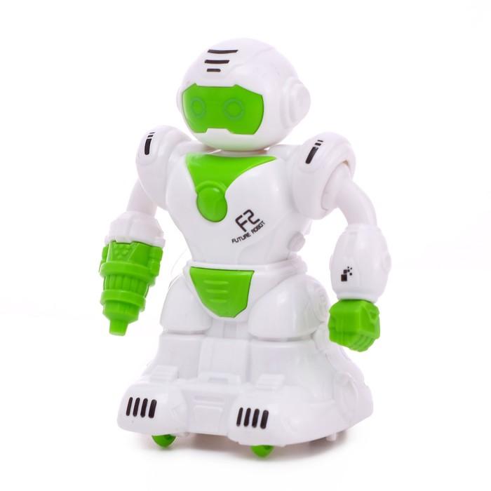 Робот инерционный «Патрульный»