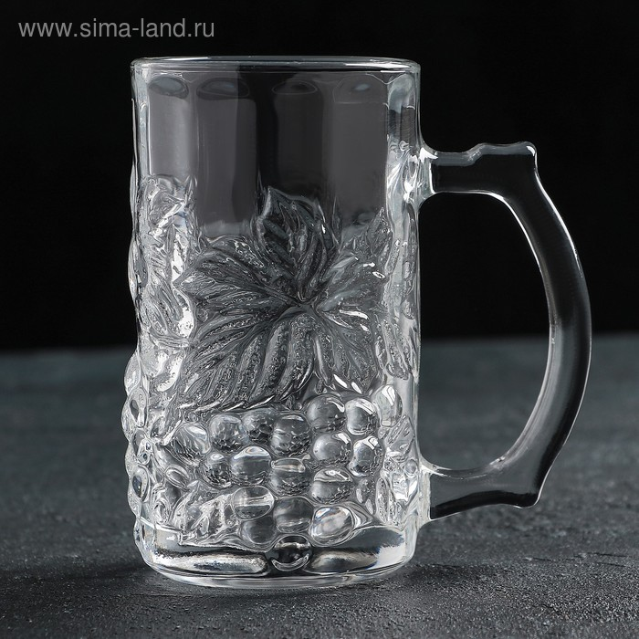 Кружка для пива «Старт», 390 мл